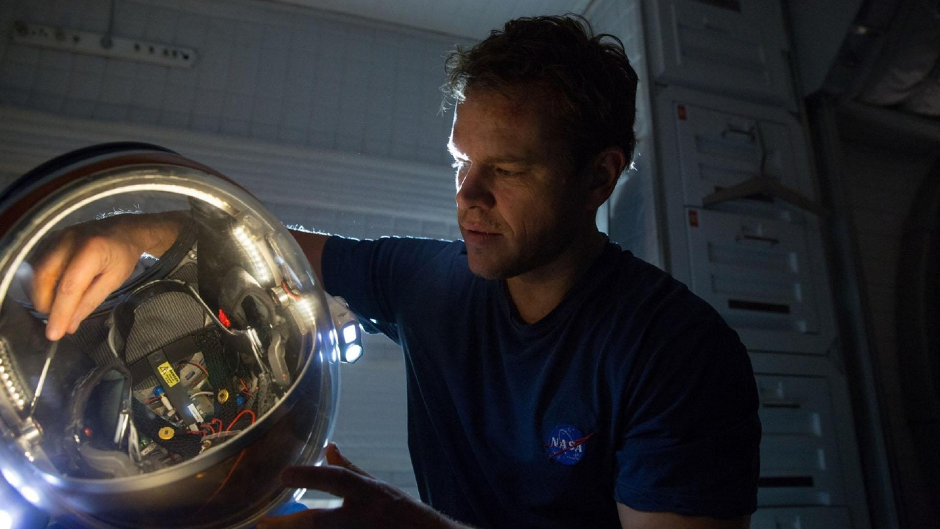 'The Martian' Tops Foreign Box Office With $45.2 Million