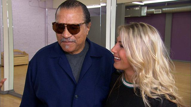 Billy Dee Williams: I'm Competing With Myself On 'DWTS'