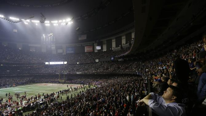 Documents: Worries about outage before Super Bowl