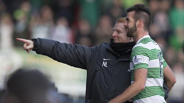 Neil Lennon's Celtic returned to winning ways with a comfortable victory over Ross County