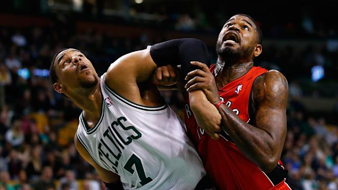 Celtics top Raptors 88-83, end 9-game skid