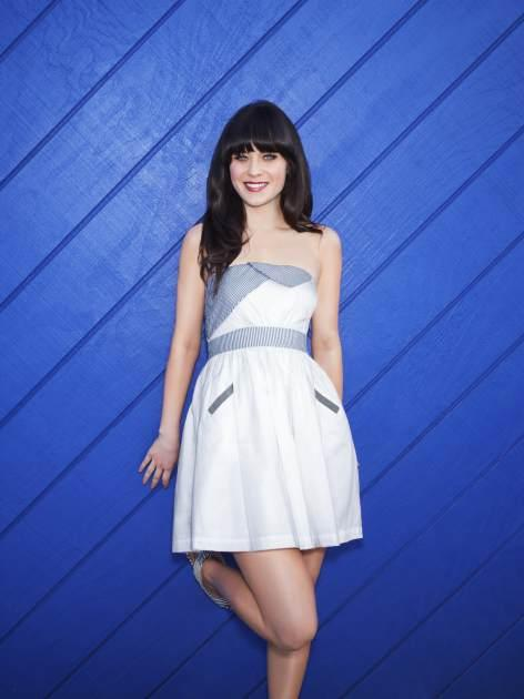 Zooey Deschanel as Jess in 'New Girl' -- FOX