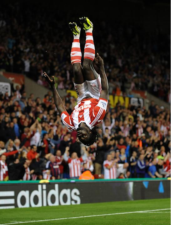 Kenwyne Jones - Stoke to Cardiff