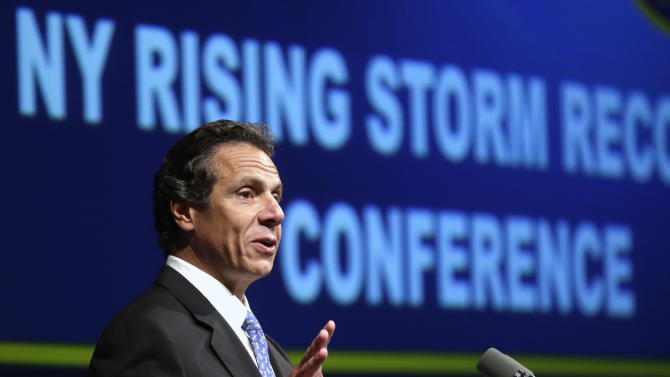 NY storm-battered communities share planning fund