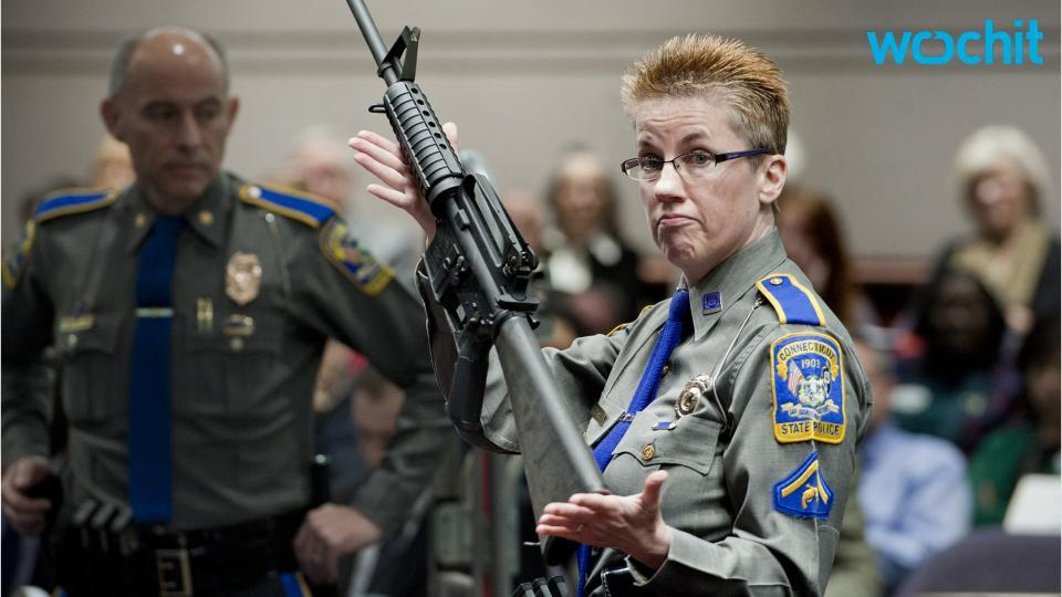Families of Newtown victims sue rifle manufacturer