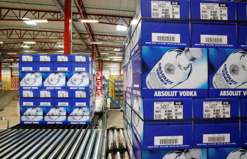 Pernod Ricard sees India becoming No.2 market on strong growth