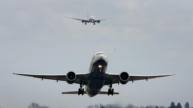 Most punctual year for air traffic
