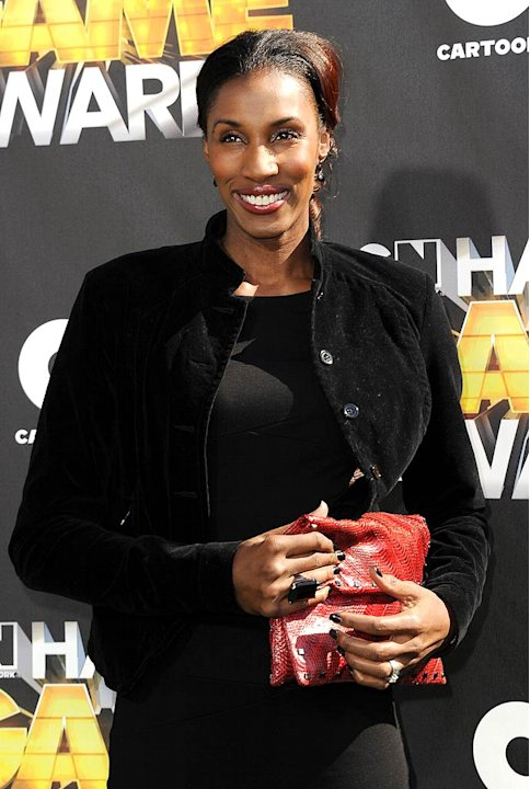 Lisa Leslie Hall Of Game Awards
