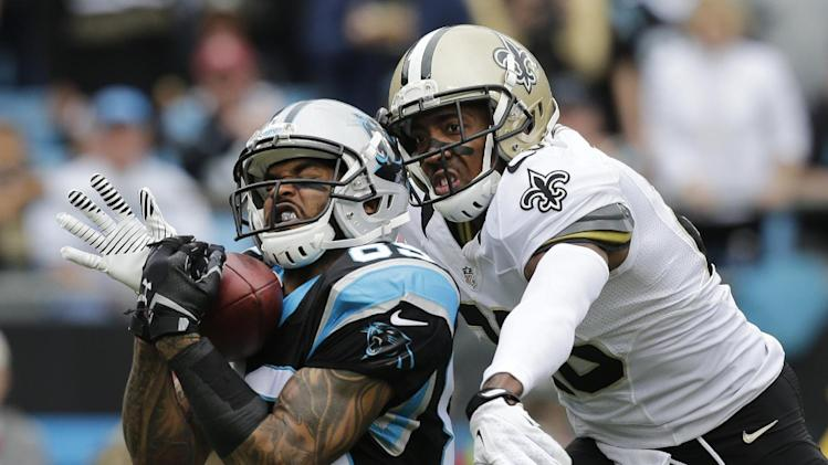 Panthers release 34-year-old WR Smith