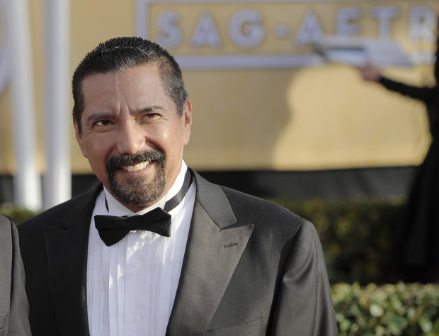 FILE - This Jan. 27, 2013 file photo shows Steven Michael Quezada at the 19th Annual Screen Actors Guild Awards in Los Angeles. Quezada an actor from the TV show &quot;Breaking Bad&quot; is set to be sworn in on Albuquerque&#39;s school board. On Wednesday March 6, 2013, Quezada is scheduled to take his oath during the boards regular meeting. He won a seat on the citys west side last month after running unopposed. (Photo by Chris Pizzello/Invision/AP, file)