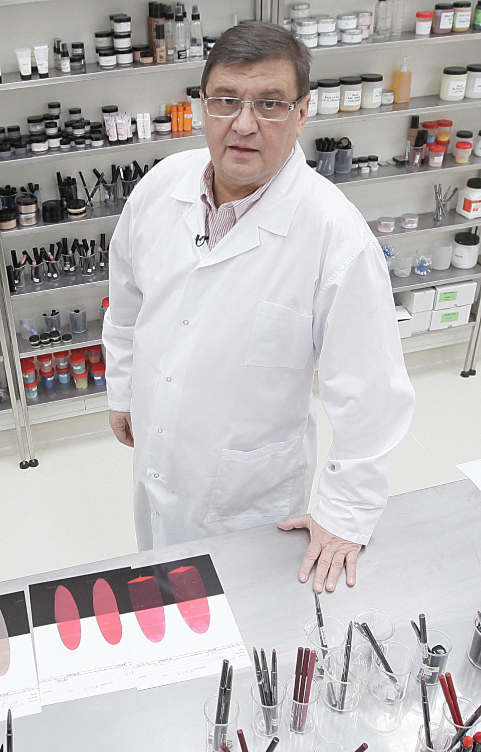 Polish cosmetics maker Inglot dies at 57