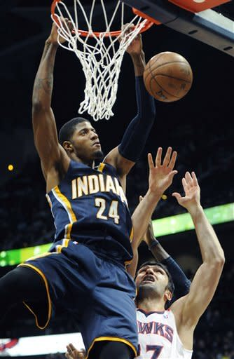 Williams, Horford pace Hawks past Indiana