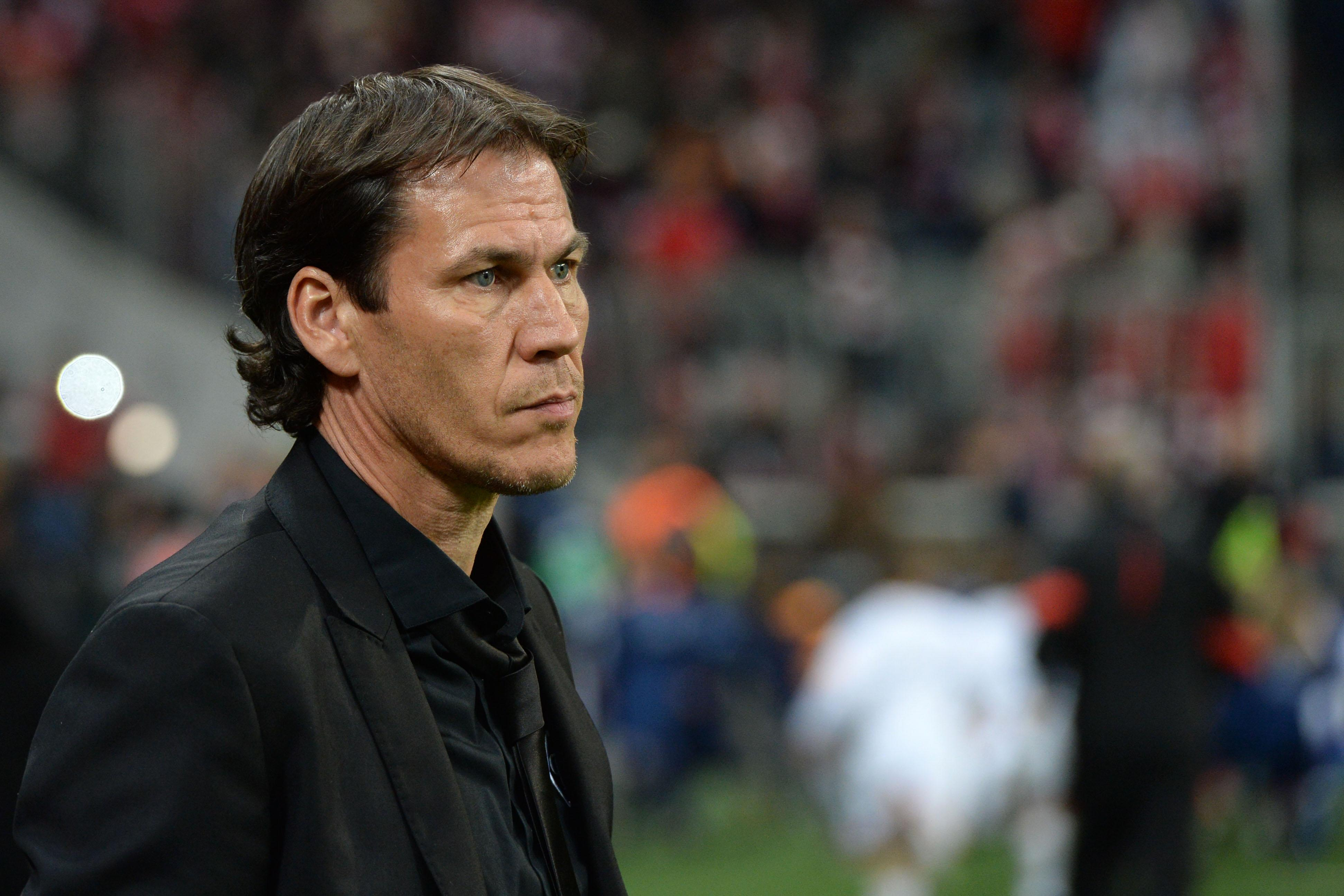 Roma slam Garcia sanction, Juve appeal Allegri ban