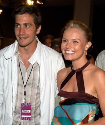 Jake Gyllenhaal, Kate Bosworth MTV Movie Awards - 5/31/2003