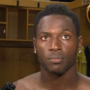 Pittsburgh Steelers wide receiver Antonio Brown on loss to the Tampa Bay Buccaneers: 'We just lost to one of the worst NFL teams'