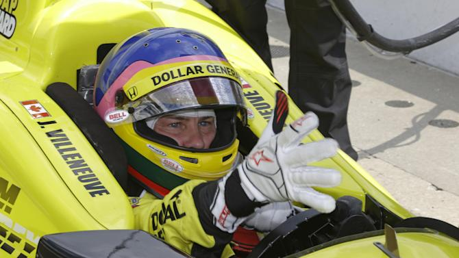 IndyCar: Hinchcliffe cleared for light training