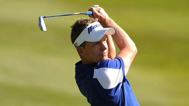 GOLF Luke Donald of England