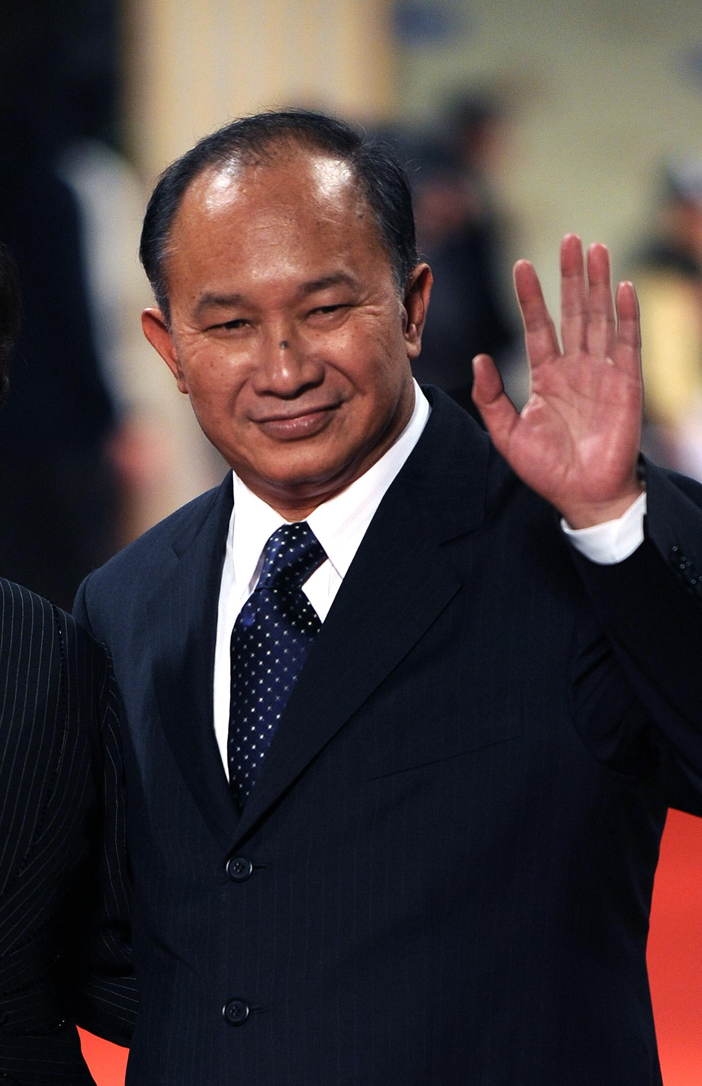 John Woo tries his hand at television
