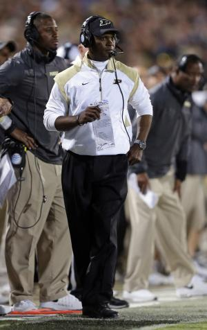 Purdue hoping to turn steady progress into wins
