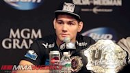 Chris Weidman Expects War, Hopes to Finish in Rematch with Anderson Silva