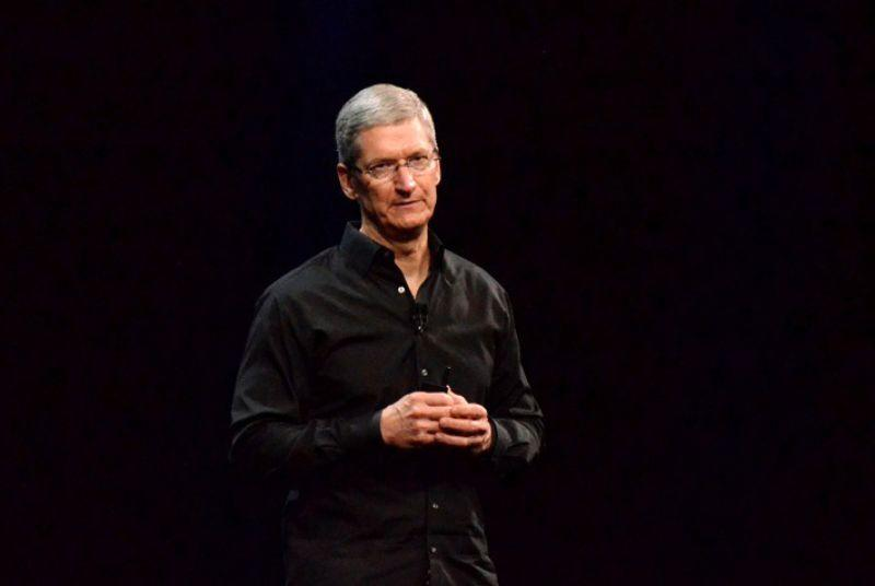 Apple's Tim Cook speaks out against discriminatory 'religious freedom' laws