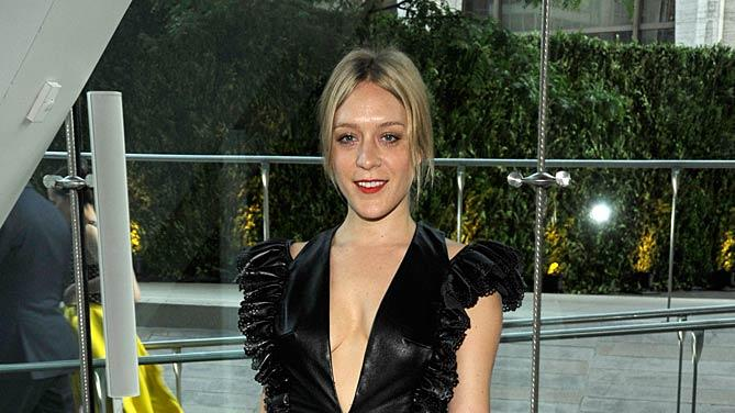 Chloe Sevigny CFDA Awards