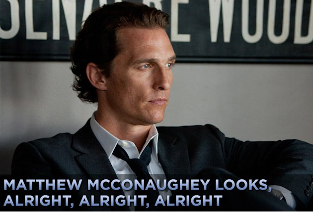Matthew McConaughey Looks Gallery 2011 title card