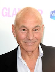 Sir Patrick Stewart will work on Match