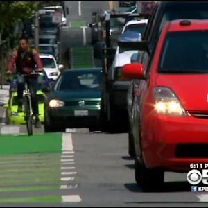 San Francisco Eliminating 1,600 Parking Spots, Making Room For Pedestrians, Cyclists And Parklets