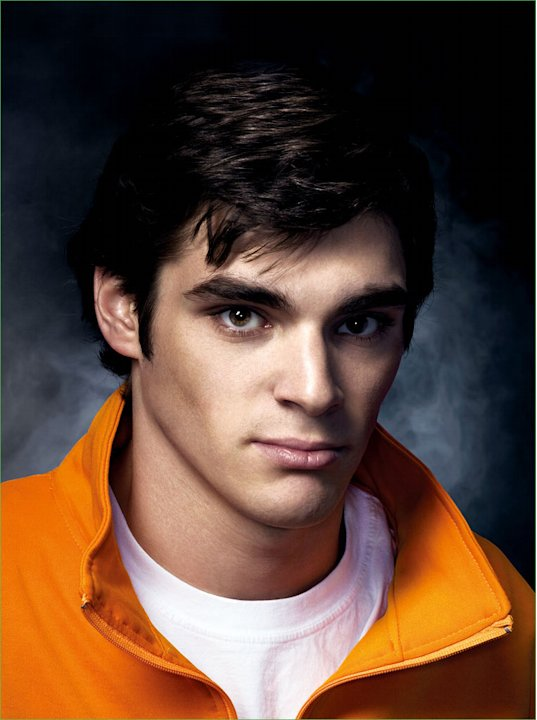 "RJ Mitte stars as Walter White, Jr. in ""Breaking Bad."""