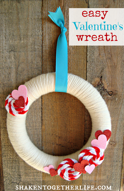 Sweet Simple Wreath
