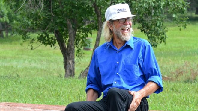Craig Cobb has big plans for this small town.