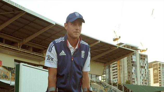 Scans have revealed England bowler Stuart broad has not suffered a foot fracture.
