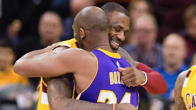 Would LeBron James Really Skip The 2016 Olympics Because Kobe Bryant Isn't Playing?