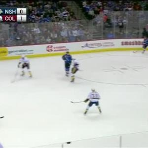 Marek Mazanec Save on Jan Hejda (07:46/2nd)