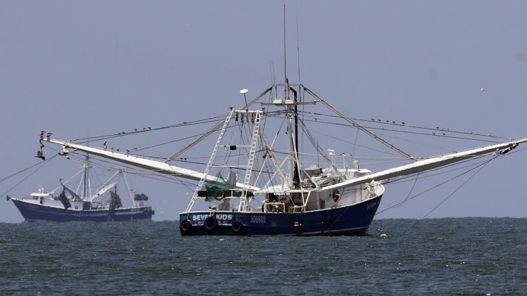 Shrimp season begins off Ala. coast
