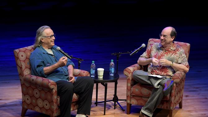 Country Music Hall Of Fame And Museum Presents Ry Cooder Interview With Barry Mazor During Americana Music Festival & Conference