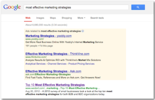 Continued Proof That Inbound Marketing is The New SEO [Case Study] image most effective marketing strategies blog serp rank