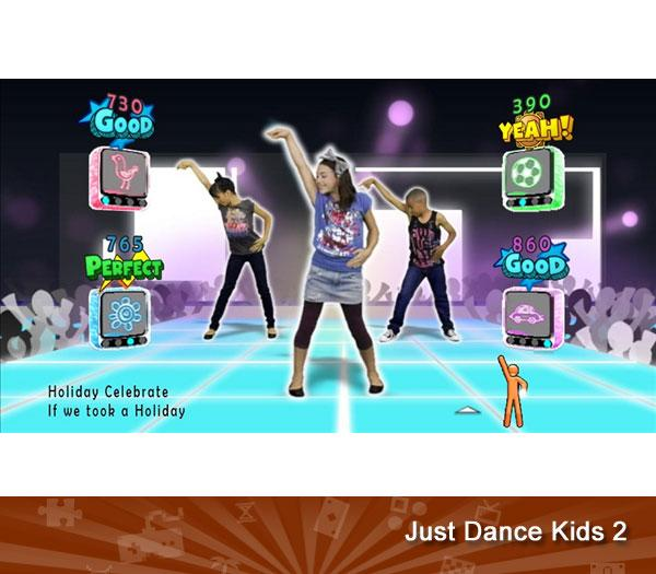 Just Dance Kids 2