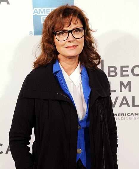 "Susan Sarandon: ""I've Had My Phone Tapped"" by the Government"
