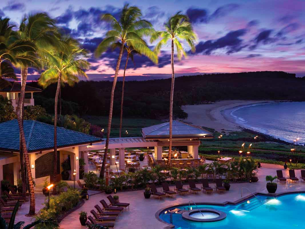 Larry Ellison temporarily closed nearly all of the hotels on his Hawaiian island — and the unemployment rate doubled