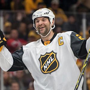 John Scott wins NHL All-Star MVP