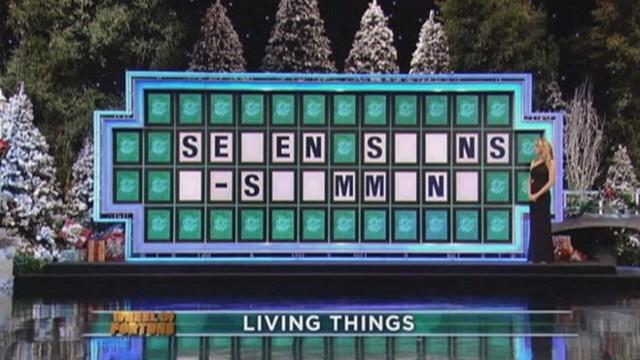 'Wheel of Fortune' Contestant Stung by Pronunciation