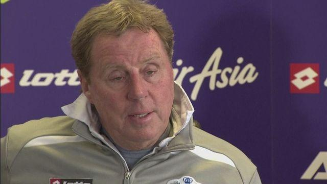 Redknapp wants Di Canio to succeed at Sunderland [AMBIENT]