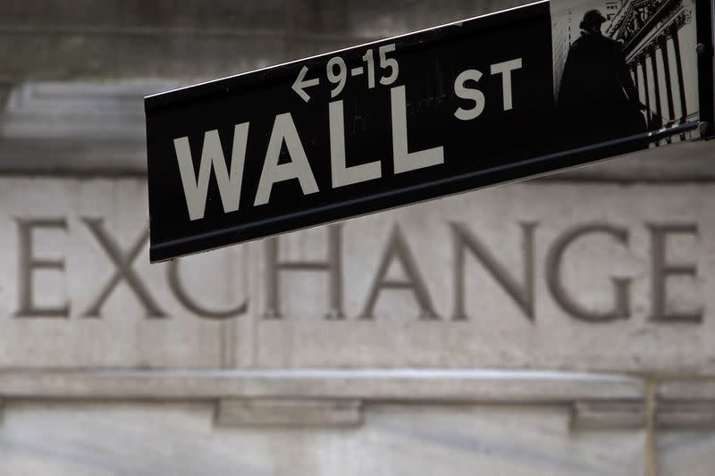Wall Street opens lower after GDP report