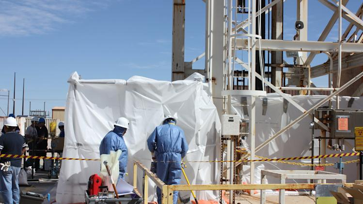 Report: New Mexico nuke dump fire was preventable