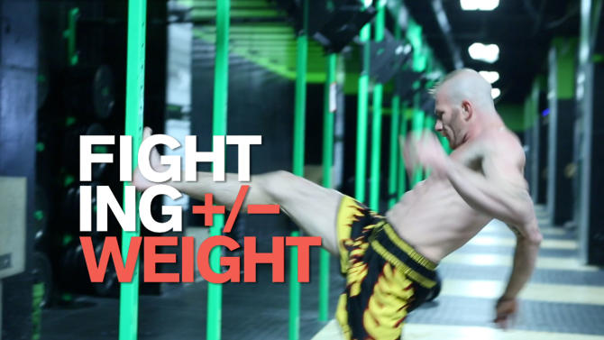 """This undated image from video released by Conde Nast shows a scene from the new web series """"Fighting Weight."""" Conde Nast is launching a slate of original Web series, continuing the publisher's push to expand its stable of magazines into multimedia programming. Conde Nast will debut on Tuesday, March 12, 2013 online channels on YouTube and other video destinations for Glamour and GQ. (AP Photo/Conde Nast)"""