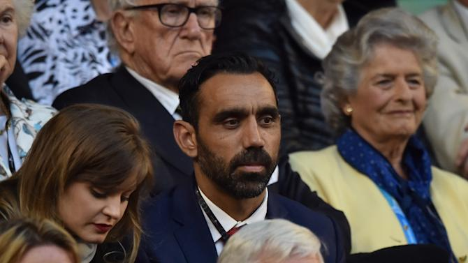 Australian Rules football star Adam Goodes ruled himself out of an AFL fixture last weekend, sparking fears he may call it quits after being the target of a barrage of boos throughout this season