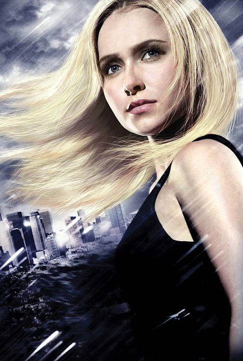 Hayden Panettiere stars as Claire Bennet in Heroes.