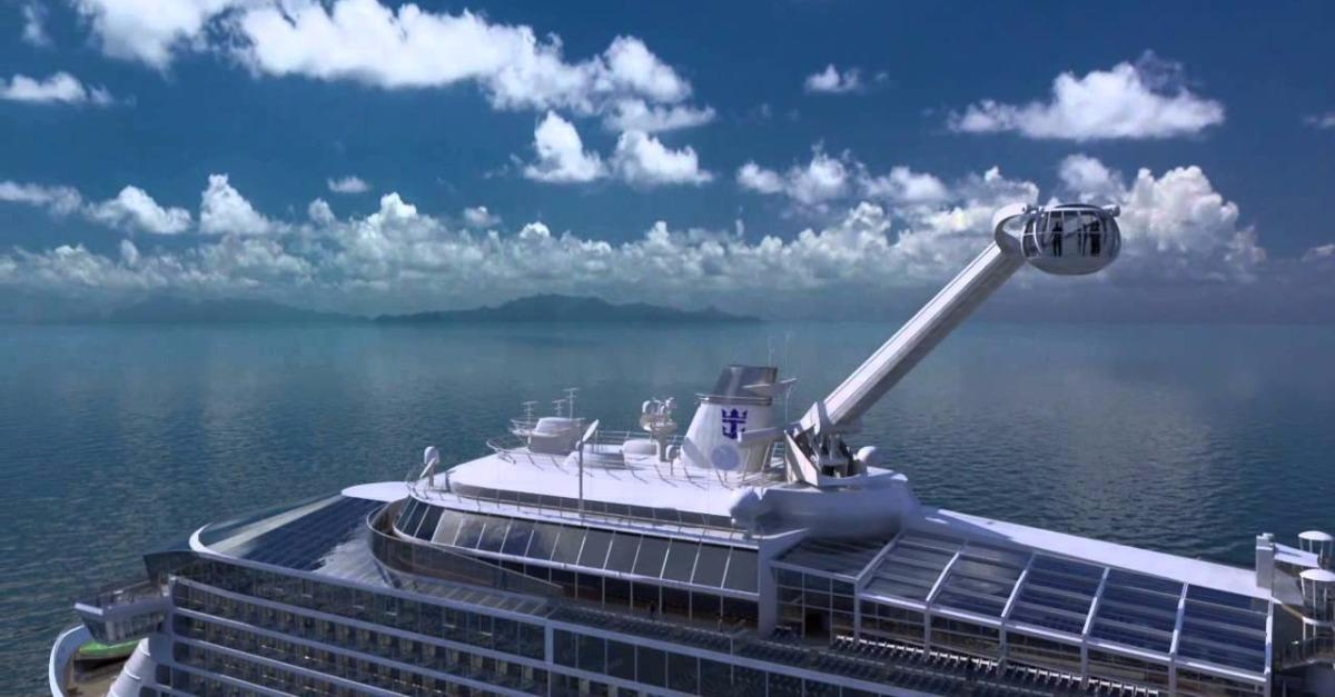 21 Pictures of Royal Caribbean s New Cruise Ship